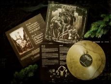 Chotzä - Bärner Bläck Metal Terror LP (gold Vinyl)