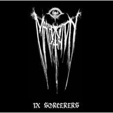 Malediction - IX Sorcerers CD