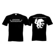 Satanic Warmaster - Logo (T-Hemd)