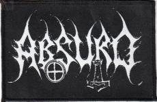 Absurd - Logo (Aufnäher)