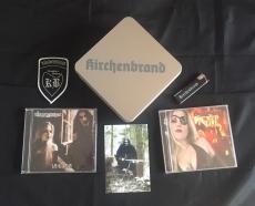 Kirchenbrand Box (Edition Frau)