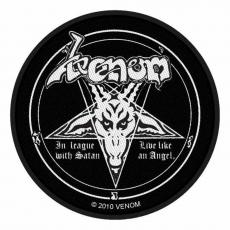 Venom - In League with Satan Patch