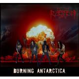 Rajam - Burning Antarctica CD