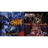 Mixomatosis / Cannibe - Split 2011 CD