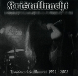 Kristallnacht - Blooddrenched Memorial CD