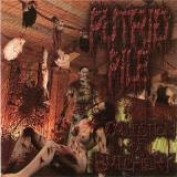Putrid Pile - Collection of Butchery CD