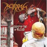 Morrah - Experiment In Blood CD
