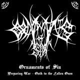 Ornaments Of Sin - Preparing War/ Oath To The Fallen Ones CD