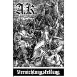 Antichristian Kommando - Vernichtungsfeldzug MC