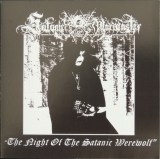 Satanic Warmaster - The Night Of The Satanic Werewolf CD