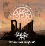 Massenvernichtung & Darkthule - Magna Europa est Patria Nostra CD