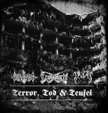Blutaar, Blutkult & Feuernacht - Terror, Tod und Teufel CD