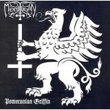 Mordbrann / Wolfenburg - Split CD