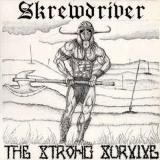 Skrewdriver - The Strong Survive LP