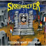 Skrewdriver - Freedom what Freedom LP