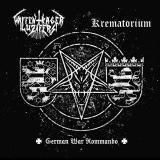 Waffenträger Luzifers / Krematorium - German War Commando CD