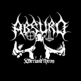 Absurd - Werwolfthron CD