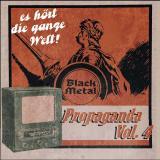 Black Metal Propaganda - Vol. 4 CD