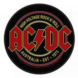 AC/DC - High Voltage Rock n Roll Aufnäher
