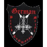 Nargaroth - German Black Metal Commando Patch