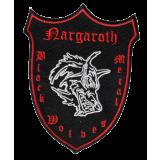 Nargaroth - Black Metal Wolves Patch