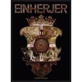 Einherjer - Crest (Patch)